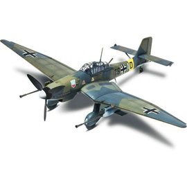 REVELL USA RMX 855270 STUKA JU 87G-1 TANKBUSTER 1/48 MODEL KIT