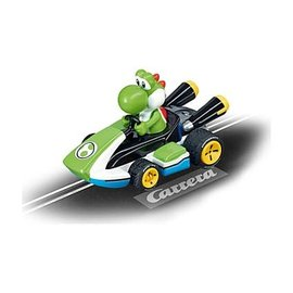 CARRERA CAR 64035 MARIO KART 8 YOSHI GO SLOT CAR
