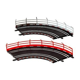 CARRERA CAR 20061651 GUARD RAILS 1/43 GO SYSTEMS