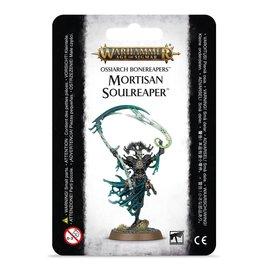 GAMES WORKSHOP WAR 99070207011 AOS OSSIARCH BONEREAPERS MORTISAN SOULREAPER