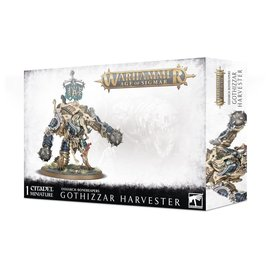 GAMES WORKSHOP WAR 99120207074 AOS OSSIARCH BONEREAPERS GOTHIZZAR HARVESTER