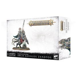 GAMES WORKSHOP WAR 99120207074 AOS OSSIARCH BONEREAPERS ARCH-KAVALOS ZANDTOS