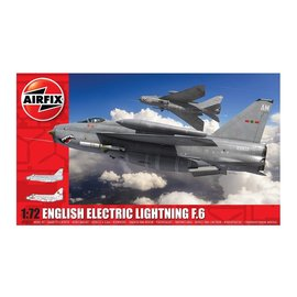 AIRFIX AIR A05042A ENGLISH ELECTRIC LIGHTNING F.6 MODEL KIT