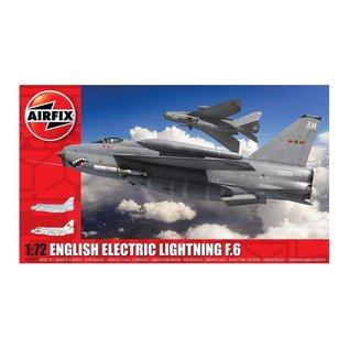 AIRFIX AIR A05042A ENGLISH ELECTRIC LIGHTNING F.6 MODEL KIT