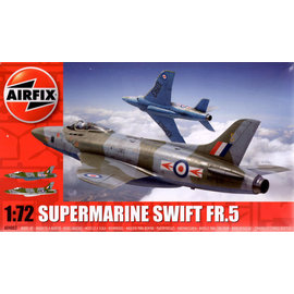 AIRFIX AIR 4003 SUPERMARINE SWIFT FR.5 MODEL KIT