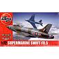 AIRFIX AIR 4003 SUPERMARINE SWIFT FR.5 MODEL KIT