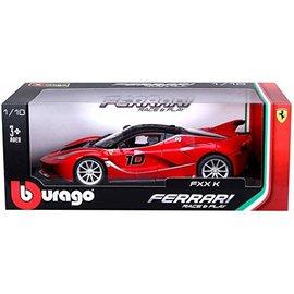BURAGO BUR 16010RD FERRARI FXX K RED 1/18 DIECAST