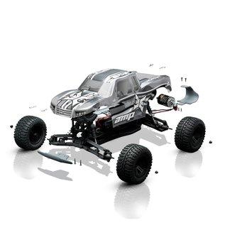 ECX 03034 AMP MT 1:10 2wd Monster Truck:BTD Kit
