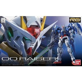 BANDAI BAN 196427 1/144 #18 00 Raiser Gundam 00