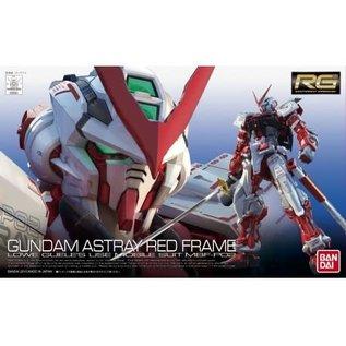 BANDAI BAN 200634 1/144 MBF-P02 Gundam Astray Red Frame RG
