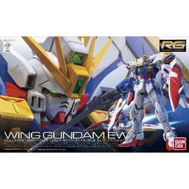 BANDAI BAN 203222 1/144 XXXG-01W Wing Gundam EW RG