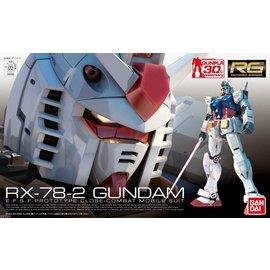 BANDAI BAN 163280 1/144 RX-78-2 Gundam Real Grade
