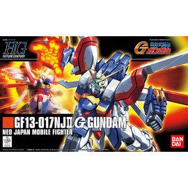 BANDAI BAN 5058265 GF13-017NJII  GUNDAM 1/144