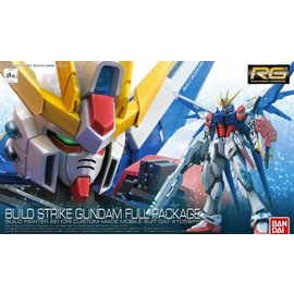 BANDAI BAN 210510 1/144 Build Strike Gundam Full Package BAN RG