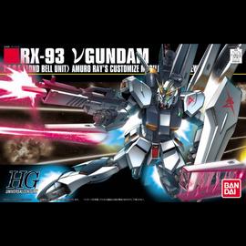 BANDAI BAN 5057953 RX93 GUNDAM 1/144