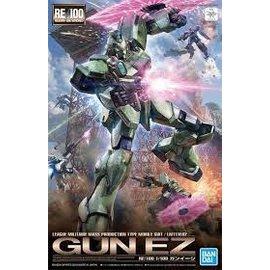 BANDAI BAN 5055587 #11 Gun-EZ Victory Gundam RE/100
