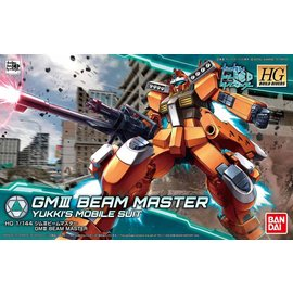 BANDAI BAN 0225731 GM III BEAM MASTER 1/144