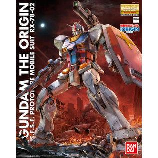 BANDAI BAN 201314 1/100 RX-78 Gundam (The Original Version) MG