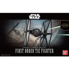 BANDAI BAN 203218 1/72 First Order Tie Fighter SW Force Awakens model kit