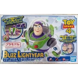 "BANDAI BAN 5057698 BUZZ LIGHTYEAR 5.5"" FIGURE MODEL KIT"