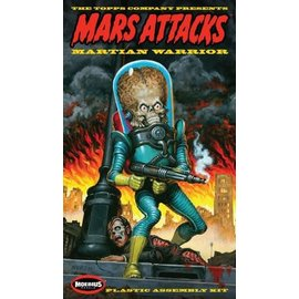 MOE 936 Mars Attacks Martian Figure model kit