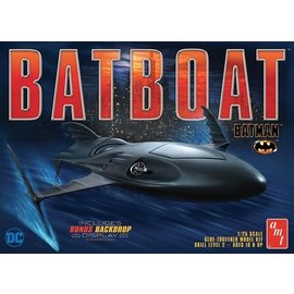AMT AMT 1025/12 1/25 Batman Batboat model kit