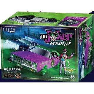 MPC MPC 890 1/25 1978 Batman Joker Goon Car, Dodge Monaco model kit
