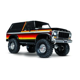 TRAXXAS TRA 82046-4-SUN FORD BRONCO READY TO RUN TRX4