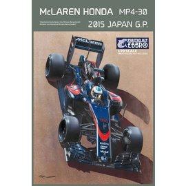 EBBRO EBB 20015 MCLAREN HONDA MP4-3 1/20 MODEL KIT