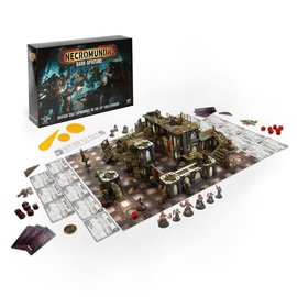 GAMES WORKSHOP WAR 60010599002 NECROMUNDA DARK UPRISING BOX SET