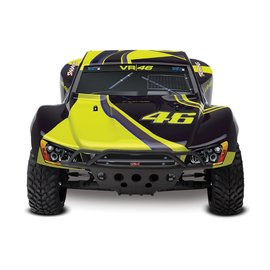 TRAXXAS TRA 58034-1-VR46 SLASH 2WD BRUSHED READY TO RUN ROSSI EDITION