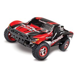 TRAXXAS TRA 58034-1-RED VISION WHEEL SLASH 2WD RTR