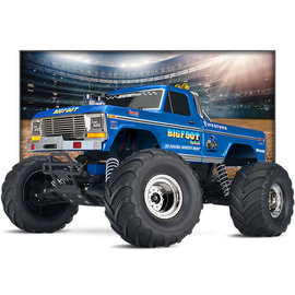 TRAXXAS TRA 36034-1 CLASSIC BIGFOOT 1/10 READY TO RUN