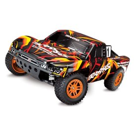 TRAXXAS TRA 68054-1-ORNG TRAXXAS SLASH 4X4 BRUSHED READY TO RUN