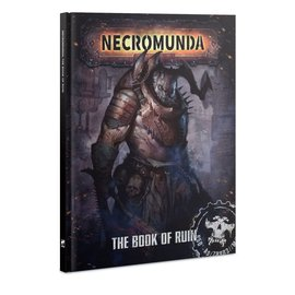 GAMES WORKSHOP WAR 60040599029 NECROMUNDA THE BOOK OF RUIN