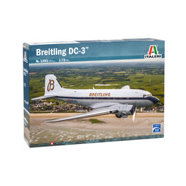 ITALERI ITA 1393S 1/72 Dakota DC-3 Breitling MODEL KIT