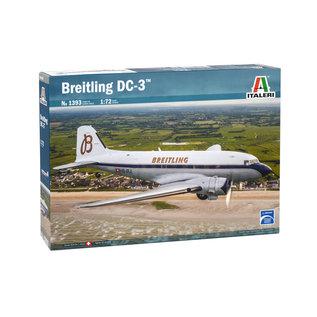 ITALERI ITA 1393S 1/72 Dakota DC-3 Breitling MODEL KIT