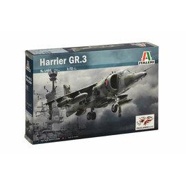 ITALERI ITA 1401S 1/72 Harrier GR.3 Falklands War MODEL KIT