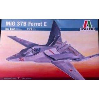 ITALERI ITA 0162S 1/72 MiG-37B Ferret MODEL KIT