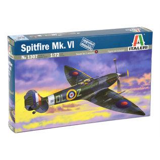 ITALERI ITA 1307 1/72 Spitfire Mk.VI MODEL KIT