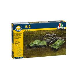 ITALERI ITA 557502 1/72 J.S. 2M STALIN MODEL KIT