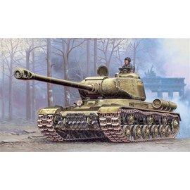 ITALERI ITA 7040S 1/72 WWII Russian JS-2M Stalin MODEL KIT