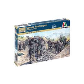 ITALERI ITA 6134 GERMAN TROOPS 1/72 MODEL KIT