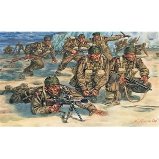 ITALERI ITA 6064 BRITISH INFANTRY 1/72 MODEL KIT