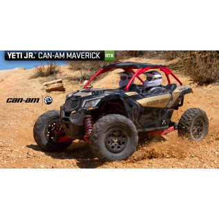 AXIAL RACING AXI 90069 YETI JR CAN-AM MAVERIC READY TO RUN
