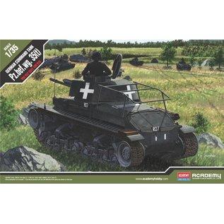 Academy/Model Rectifier Corp. ACA 13313 GERMAN COMMAND TANK 1/35 MODEL KIT