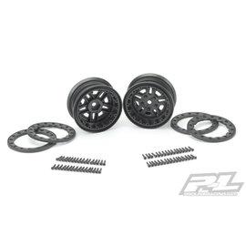 Proline Racing PRO 275615 FAULTLINE 2.2 BEADLOCK WHEELS