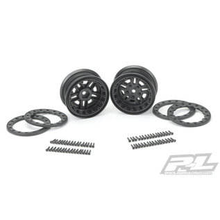 Proline Racing PRO 275615 FAULTLINE 2.2 BEADLOCK WHEELS