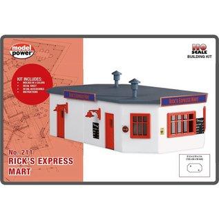 MDP 211 Rick's Express Mart Kit HO KIT