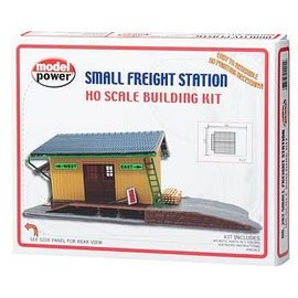 MDP 202 SMALL FREIGHT STATION HO KIT